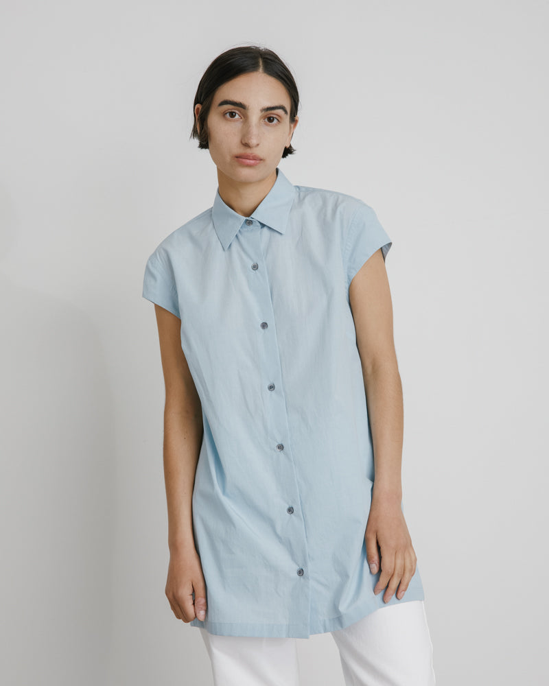 Calvi 9245 Shirt in Blue
