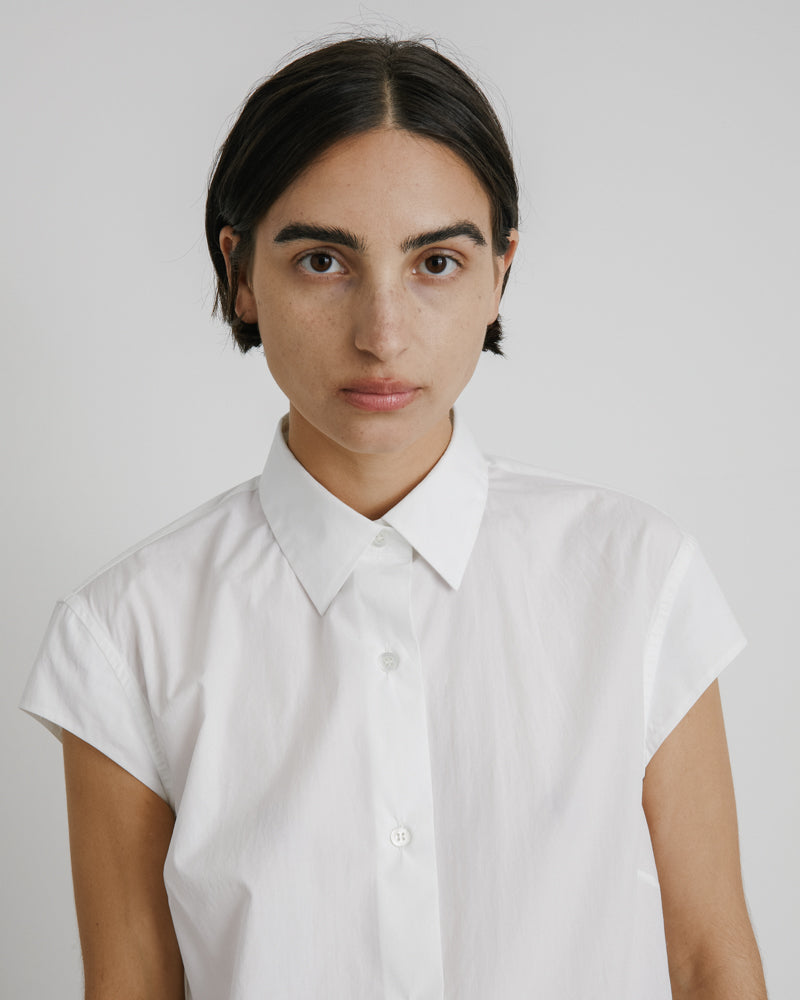 Calvi 9245 Shirt in White