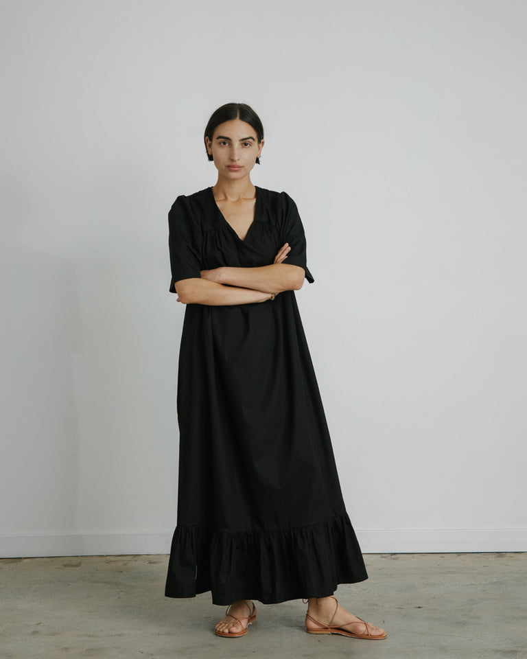 Rolf Dress in Black