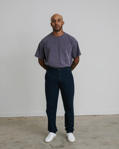 Aston Pant in Navy