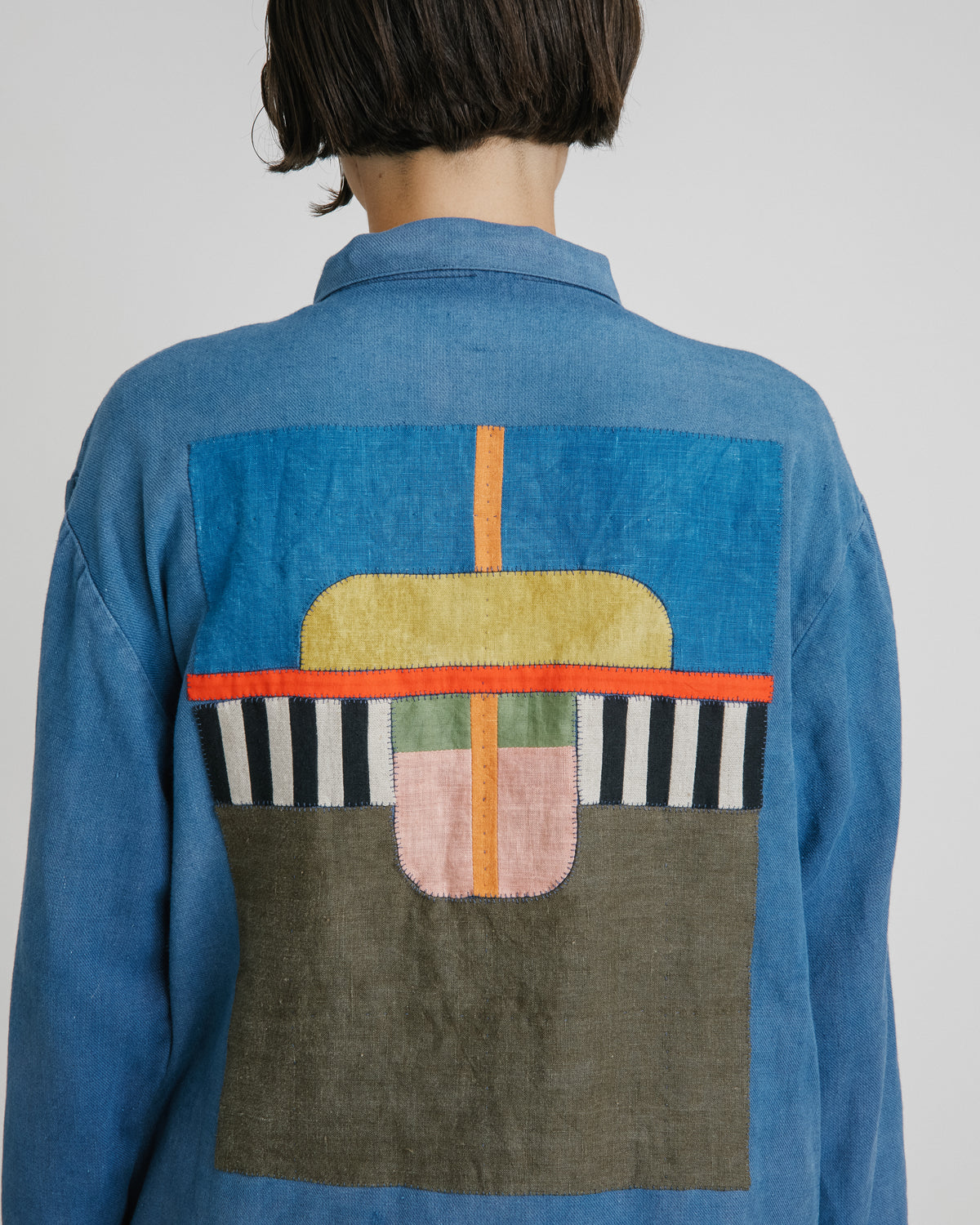 SMOCK x Adam Pogue Vintage Jacket #1