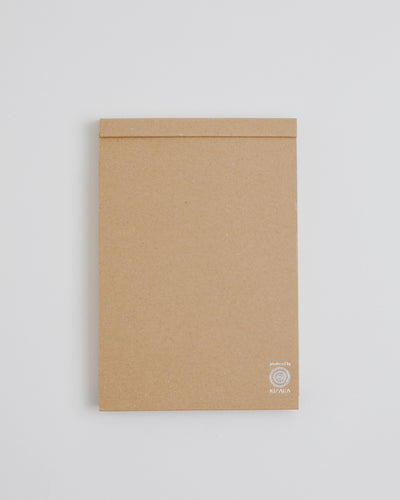 Kizara Wood Sheet Memo Pad Large