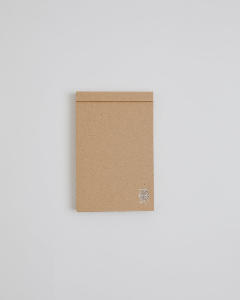 Kizara Wood Sheet Memo Pad in Medium