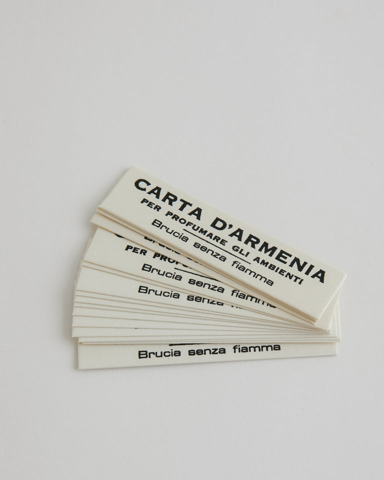 Carta D' Armenia Scatolina