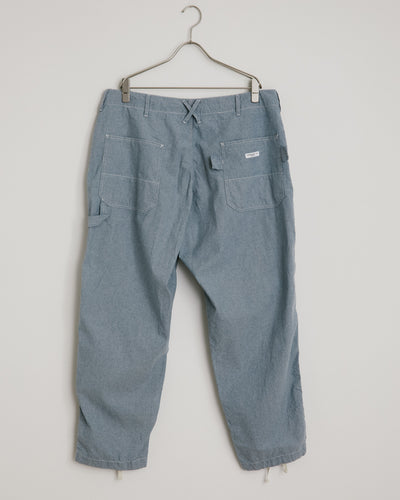 Painter Pant in Blue