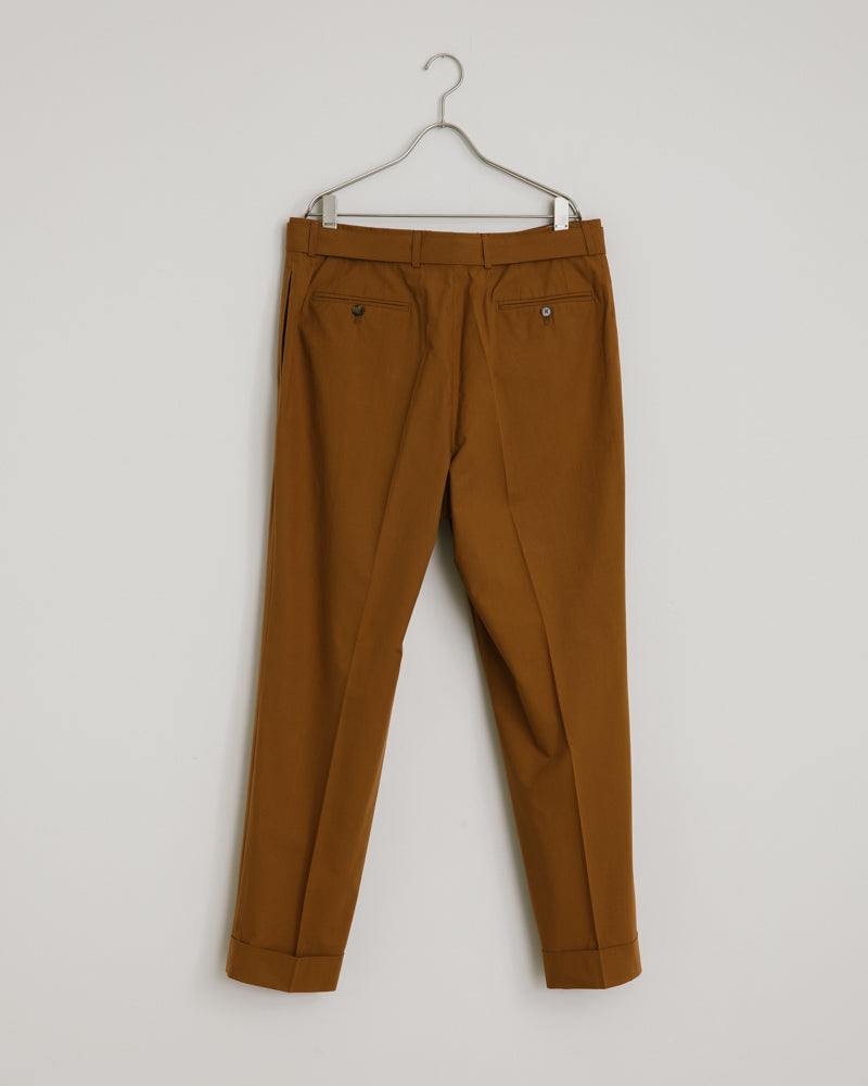 Hugo Pants in Camel