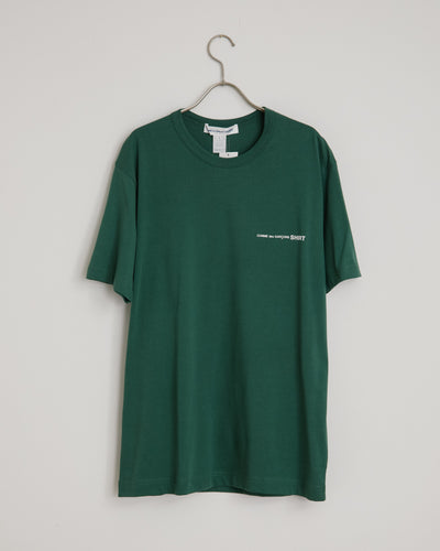 Turkish T-Shirt in Green