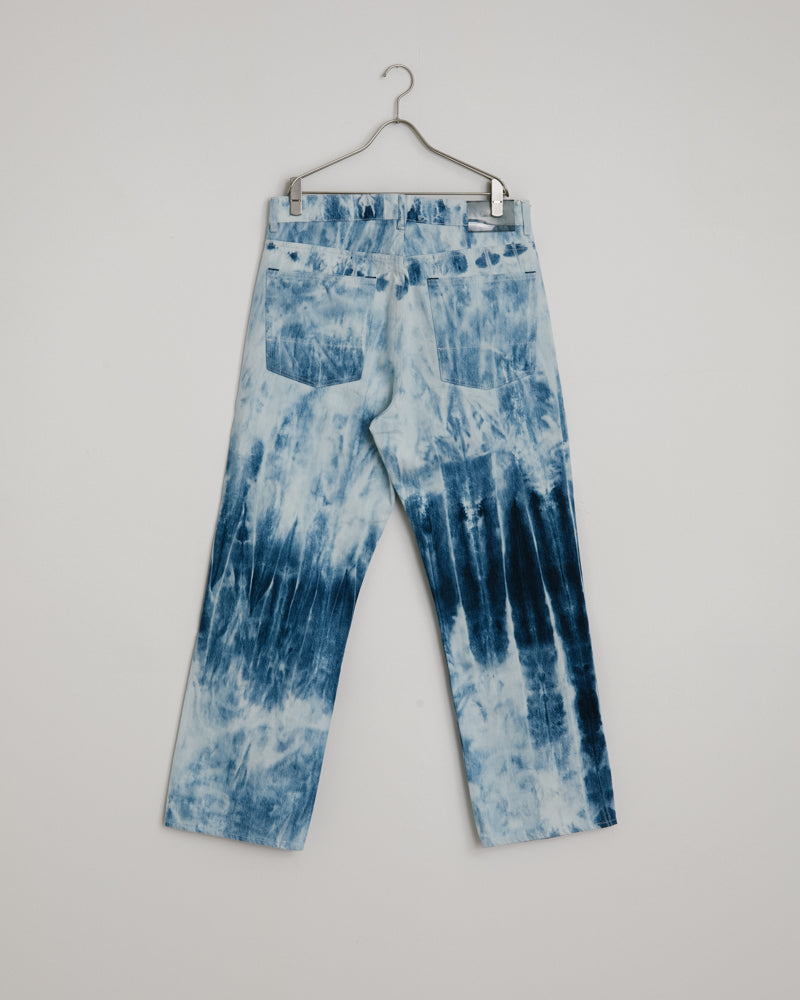 Third Cut Denim in Curtain Denim