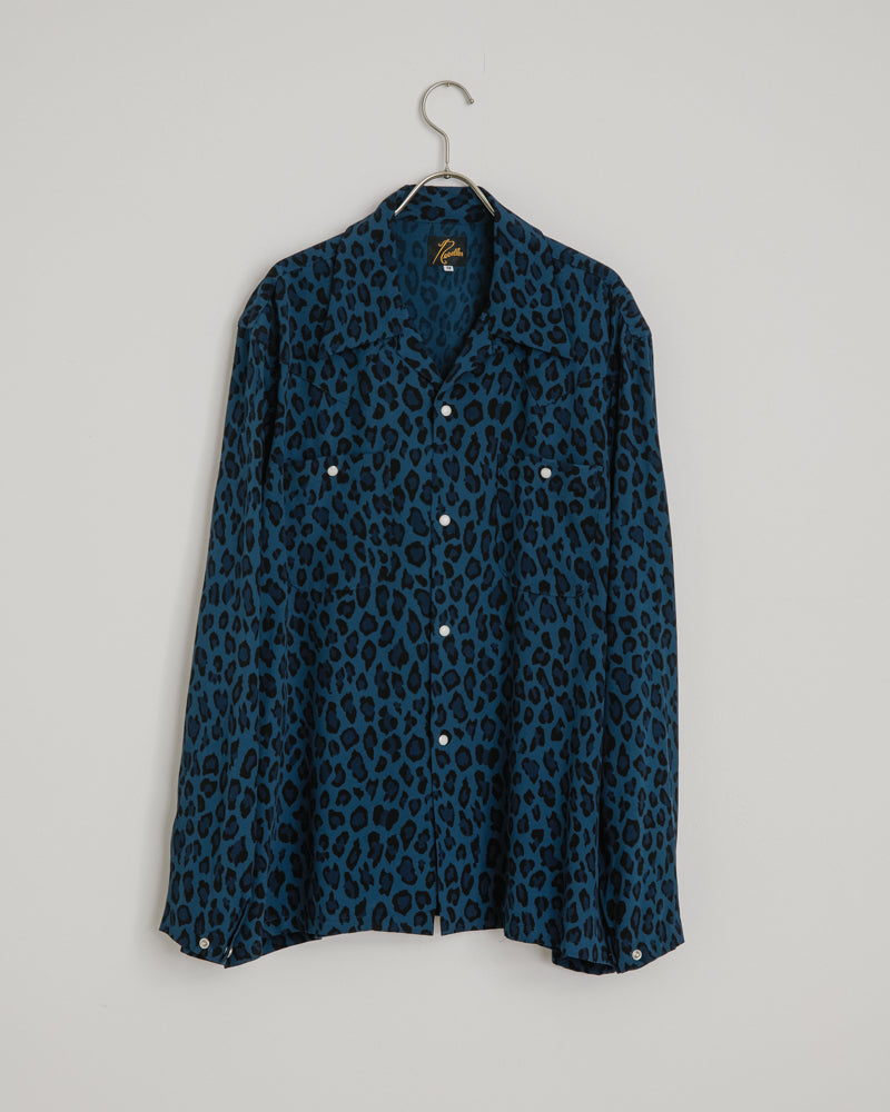 One-Up Cowboy Shirt in Blue
