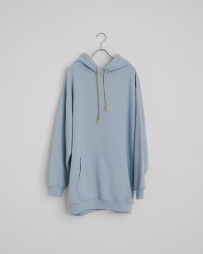 Fanita Reverse Label Sweatshirts in Powder Blue