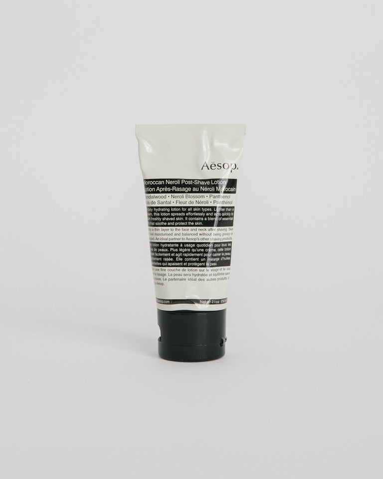 Moroccan Neroli Post-Shave Lotion 60mL