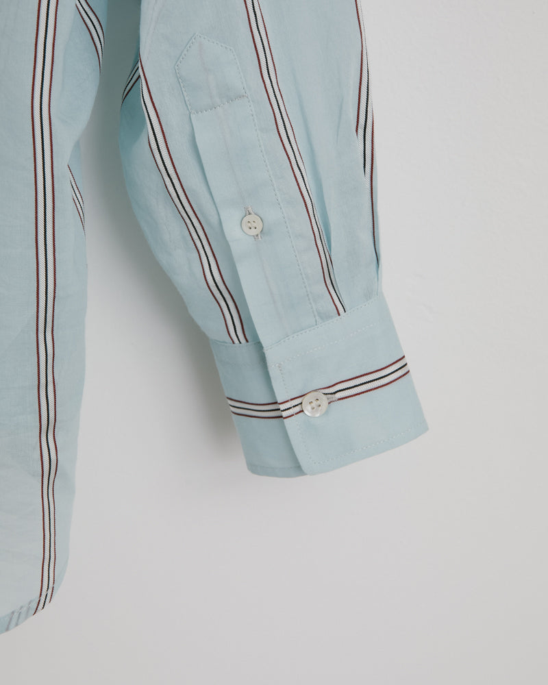 Satchel Shirt in Celadon