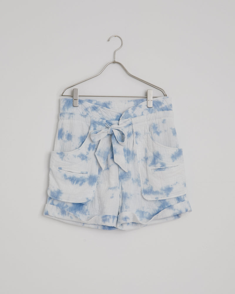 Belize Shorts in Light Blue