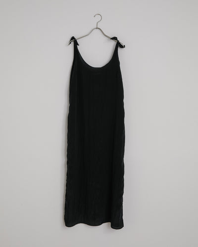 Slip Dress in Black