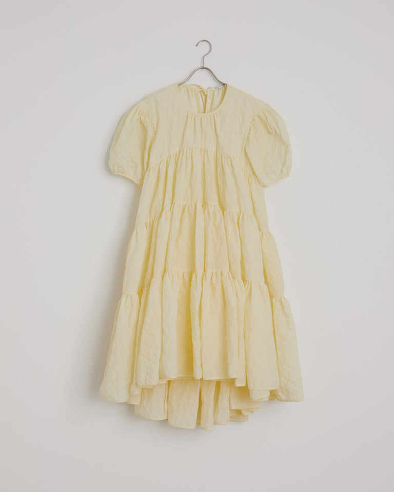 Esme Dress in Yellow
