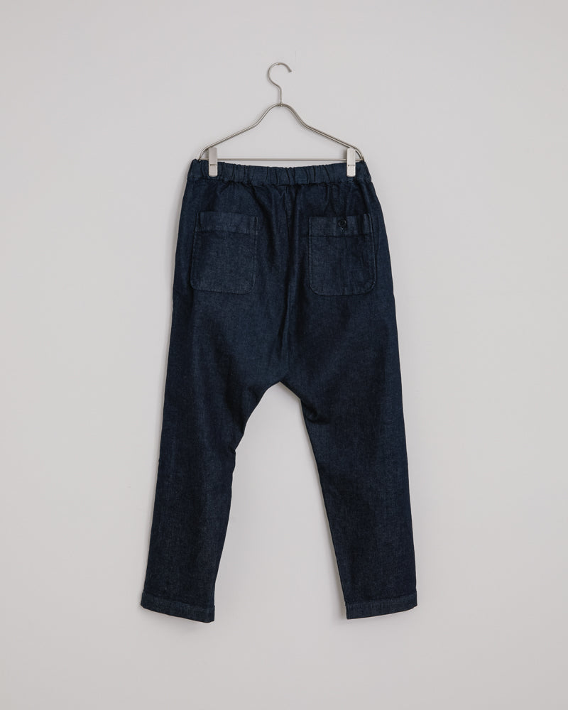 Yoyogi Pant in Rinse Denim