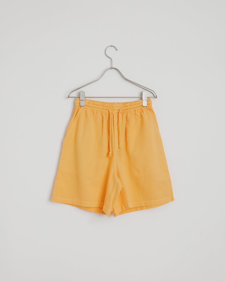 Mahou Short in Orange