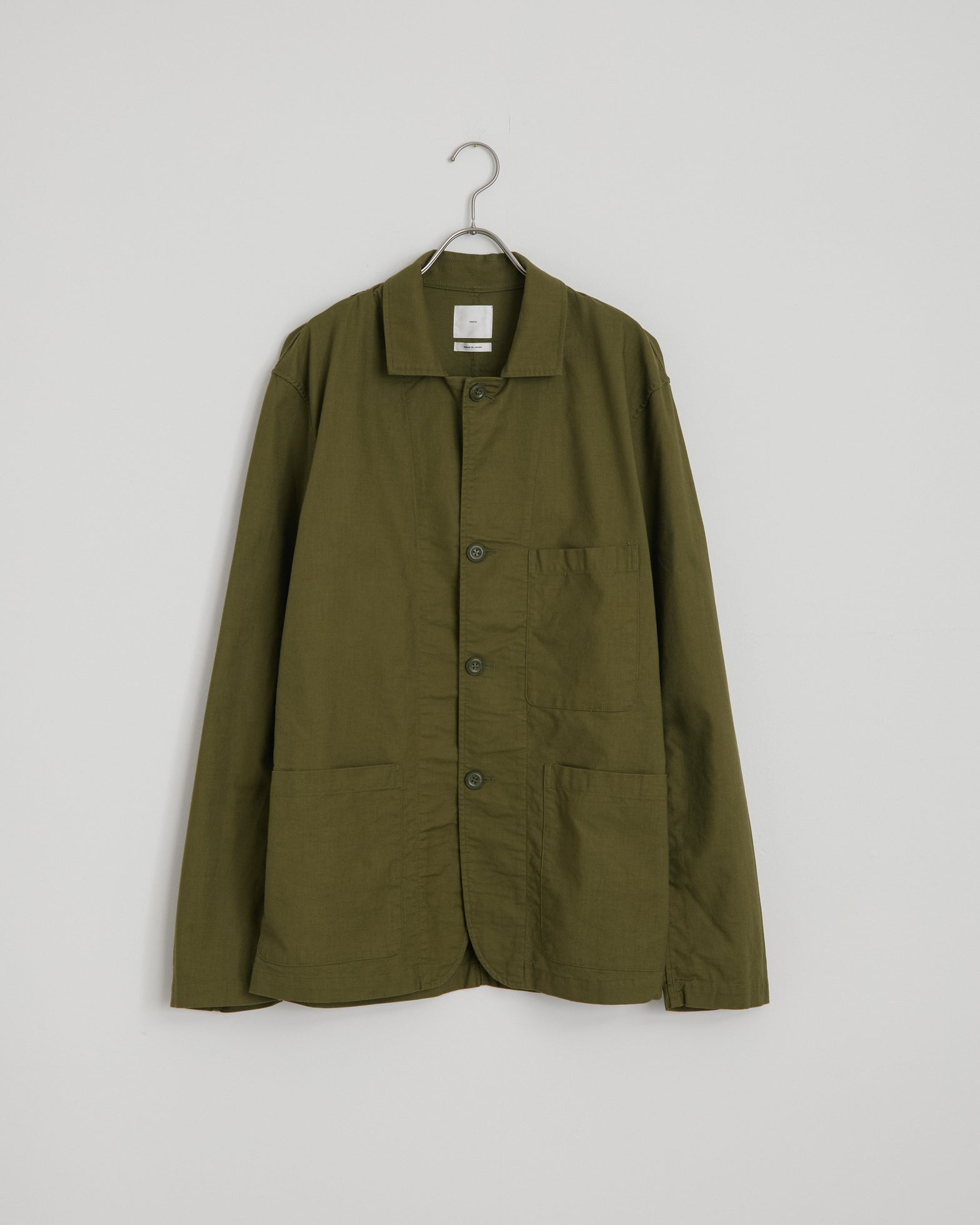 Hunter Panama Jacket in Olive