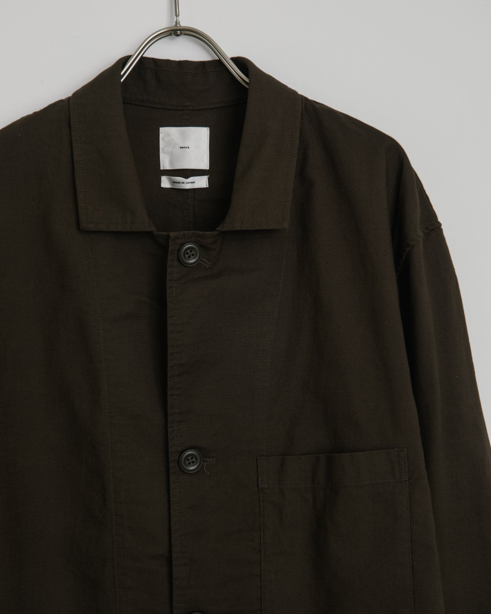 Hunter Panama Jacket in Earth