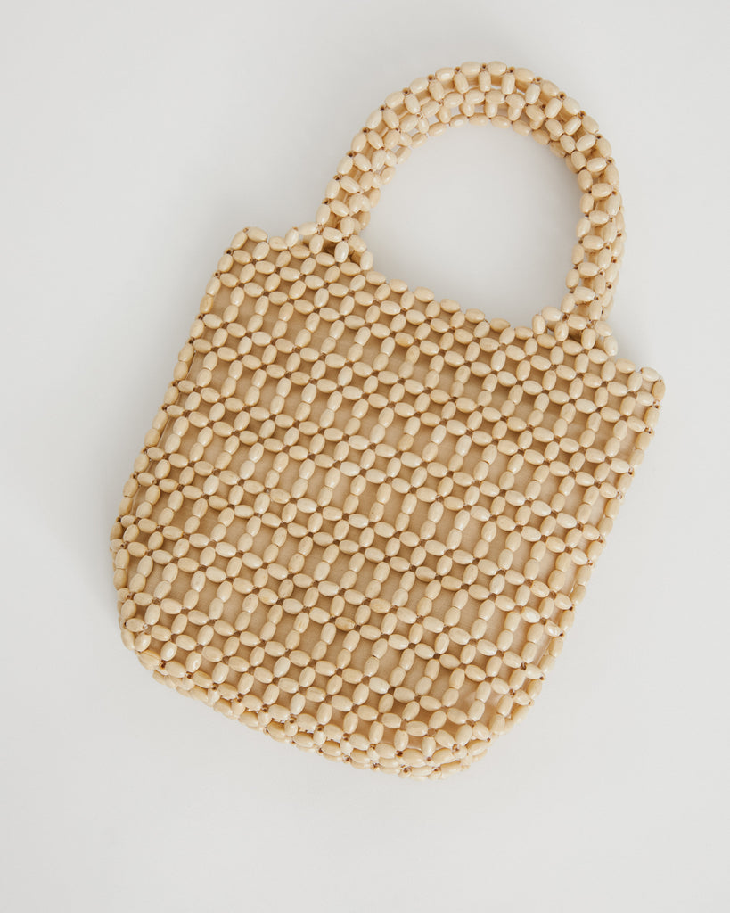Peque Bag in Ecru