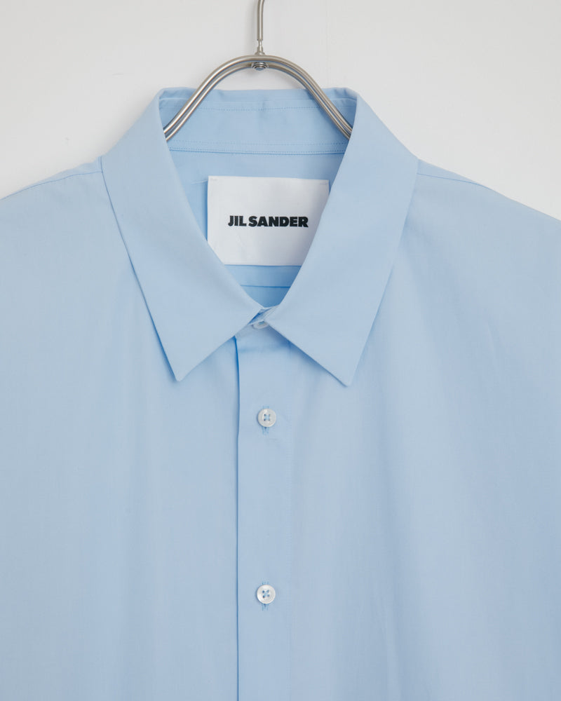 Essential Shirt in Light Blue