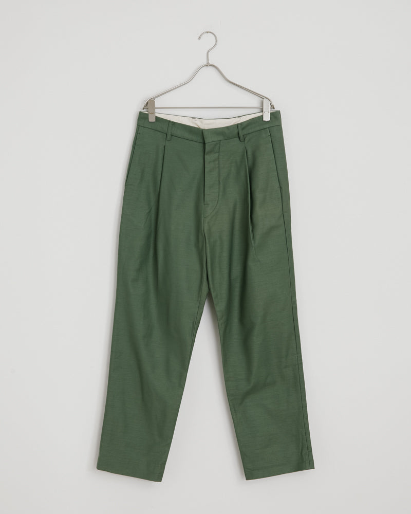 Single Man Pant in Moss
