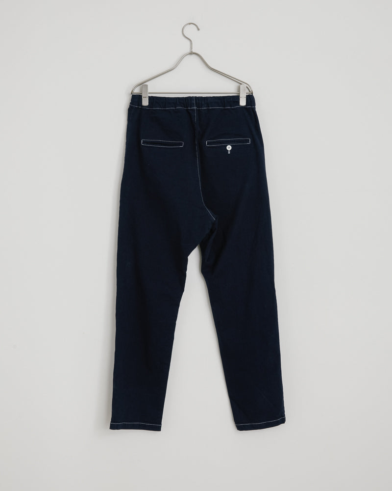 Amalfi Pant in Navy