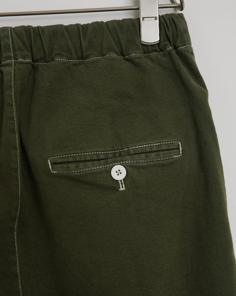 Amalfi Pant in Army