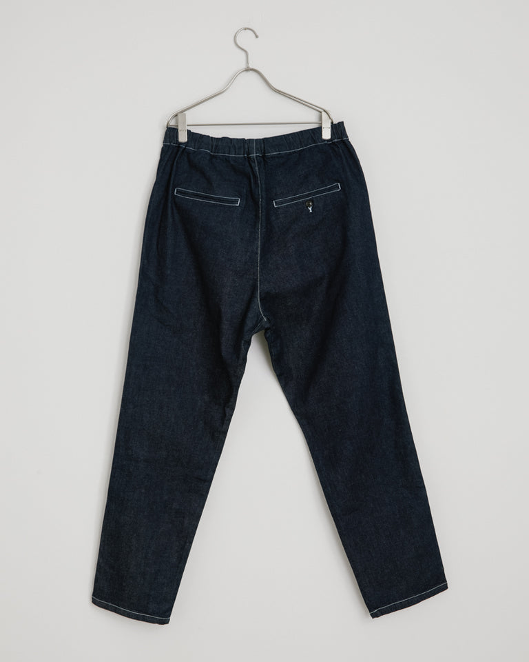 Amalfi Pant in Denim