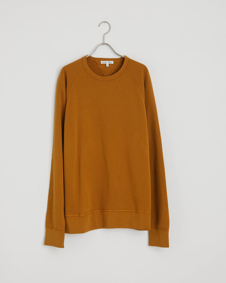 Standard Lightweight Sweatshirt in Golden Khaki