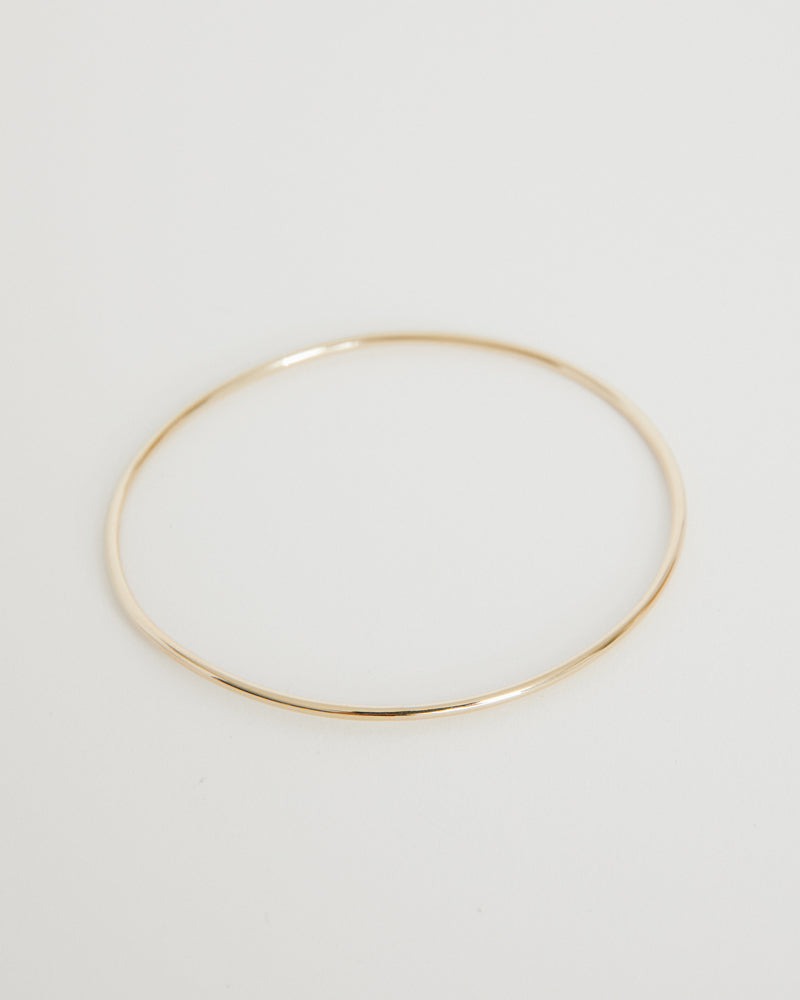Fitted Arc Bangle