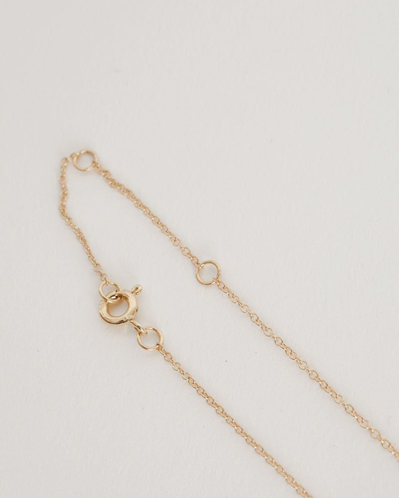 Geo Necklace in 14K Yellow Gold