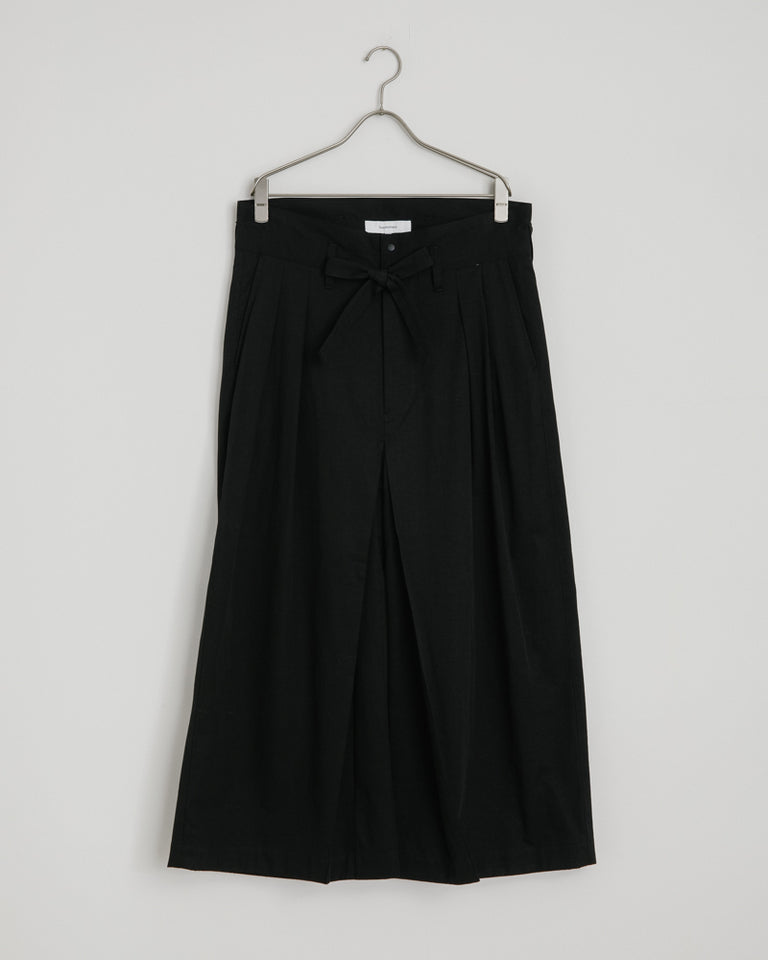 Hakama Pants in Black