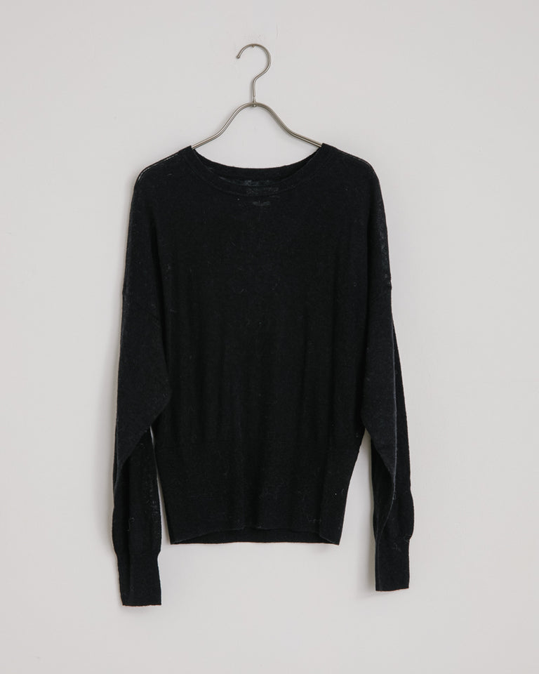 Flint Pullover in Black