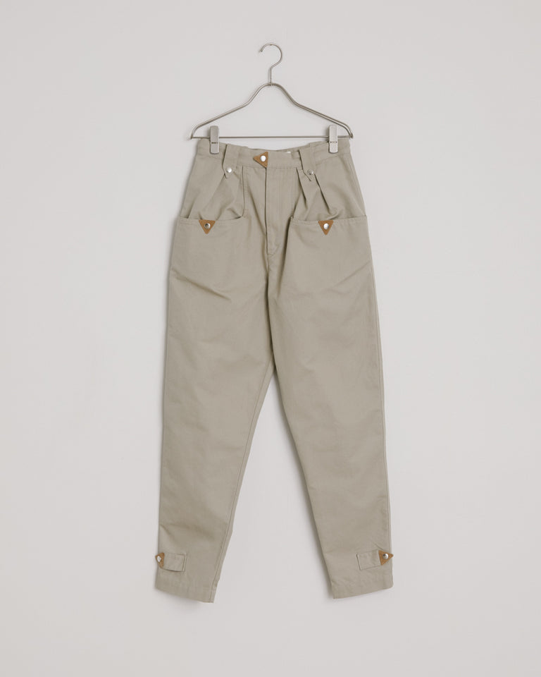 Pulcie Pants in Beige
