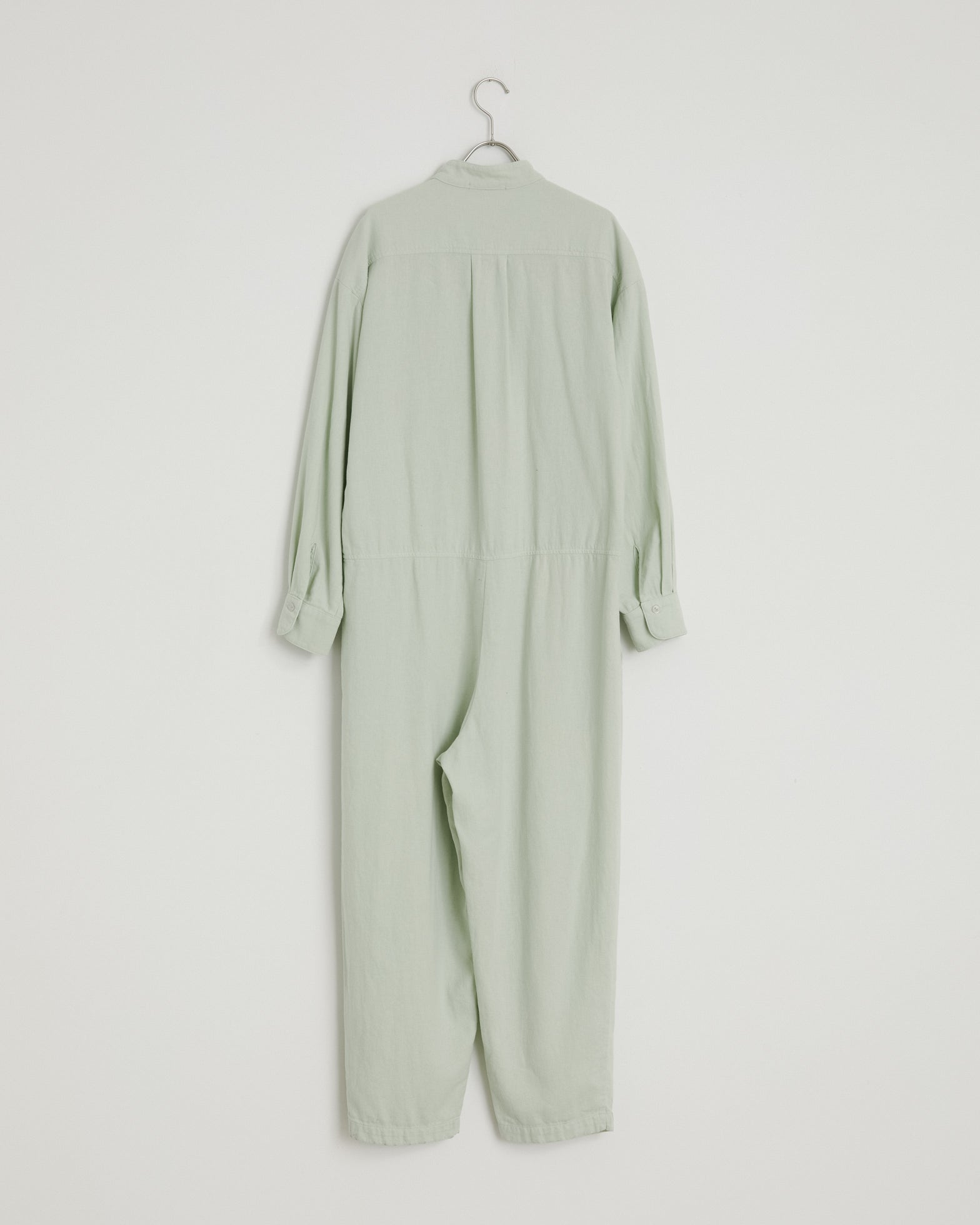 Carpenter Jumpsuit in Sage