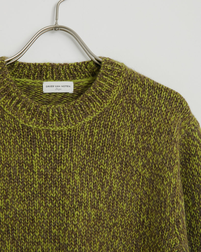 Mijou 1706 Sweater in Lime