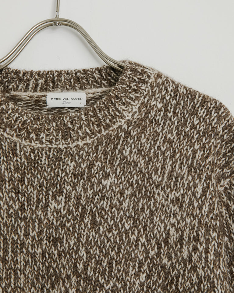 Mijou 1706 Sweater in Natural