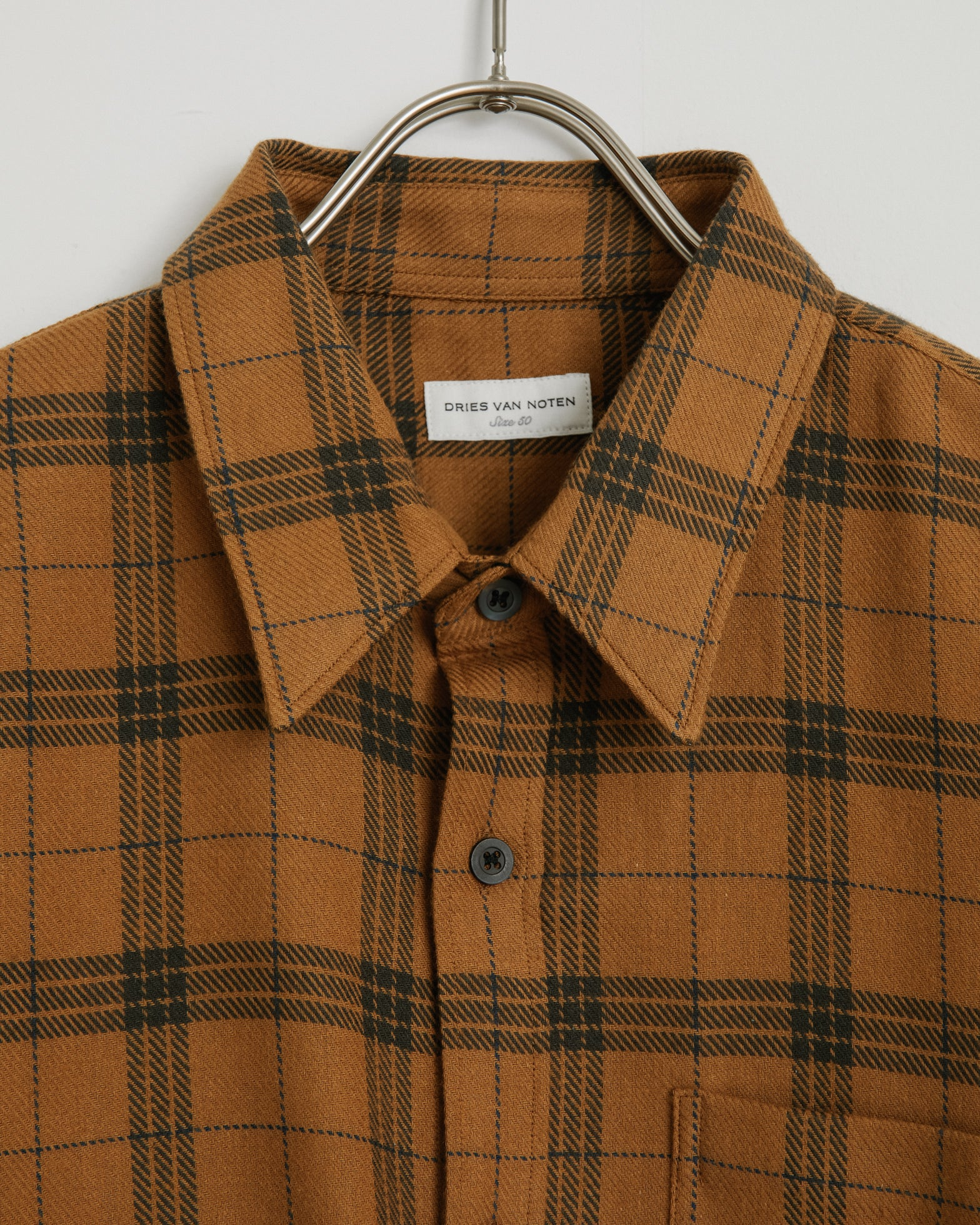 Corbino 1266 Shirt in Camel