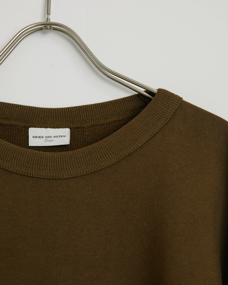 Hoxti 1606 Sweater in Khaki