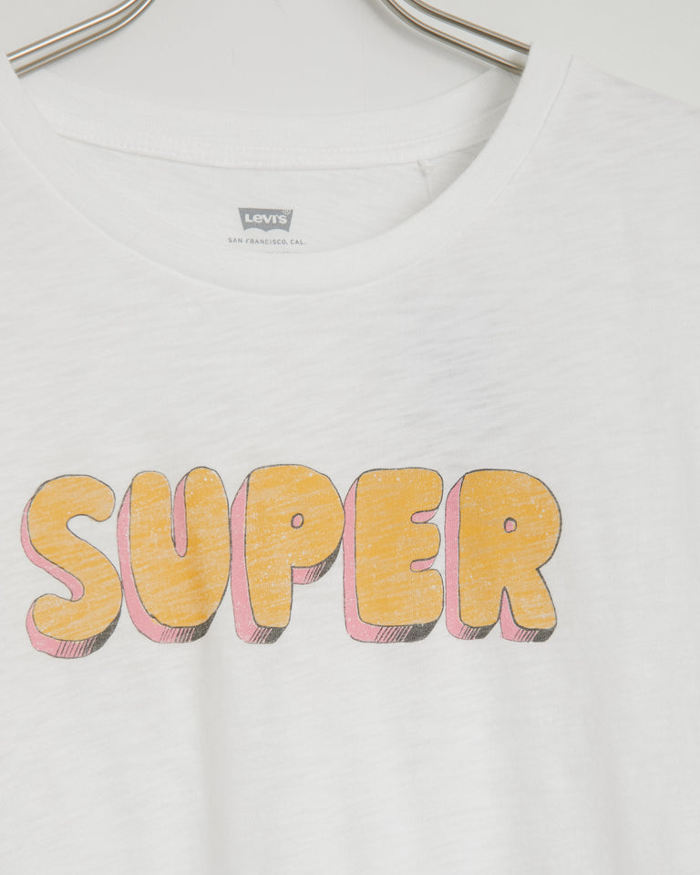 Supershirt in White