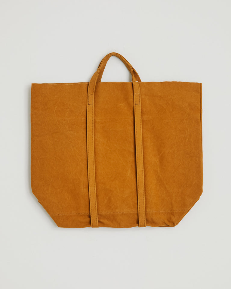 6-Pocket Tote in Mustard