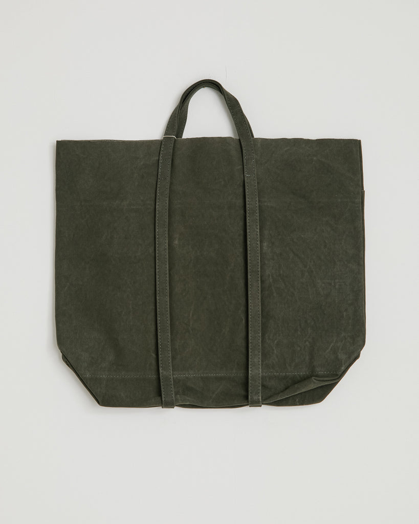 6-Pocket Tote in Khaki