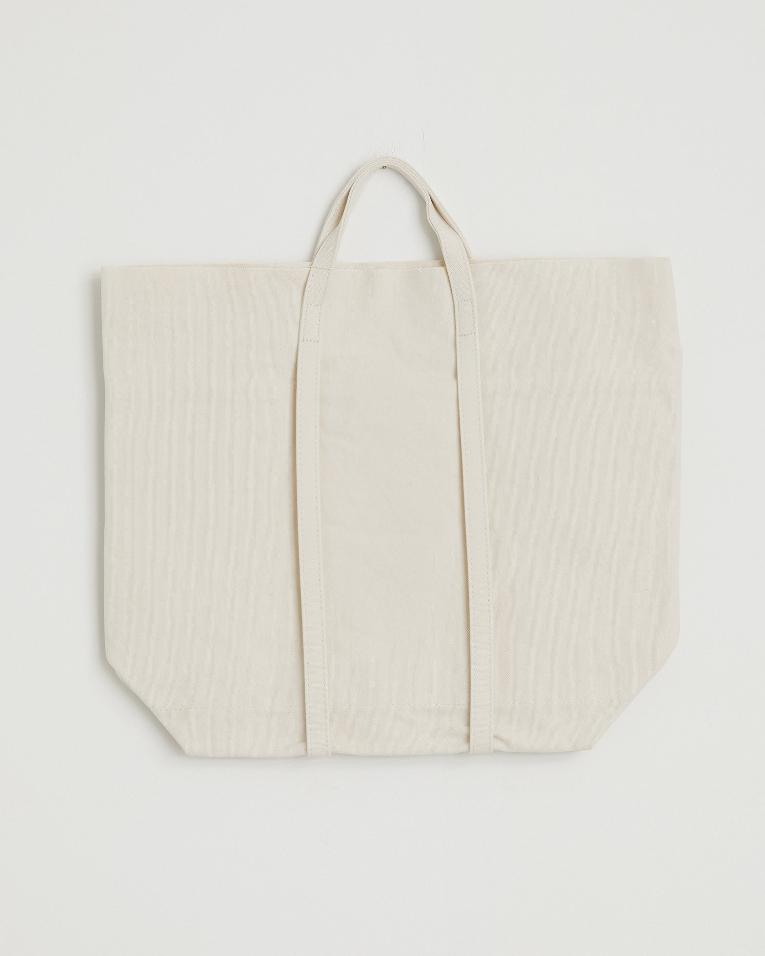 6-Pocket Tote in White
