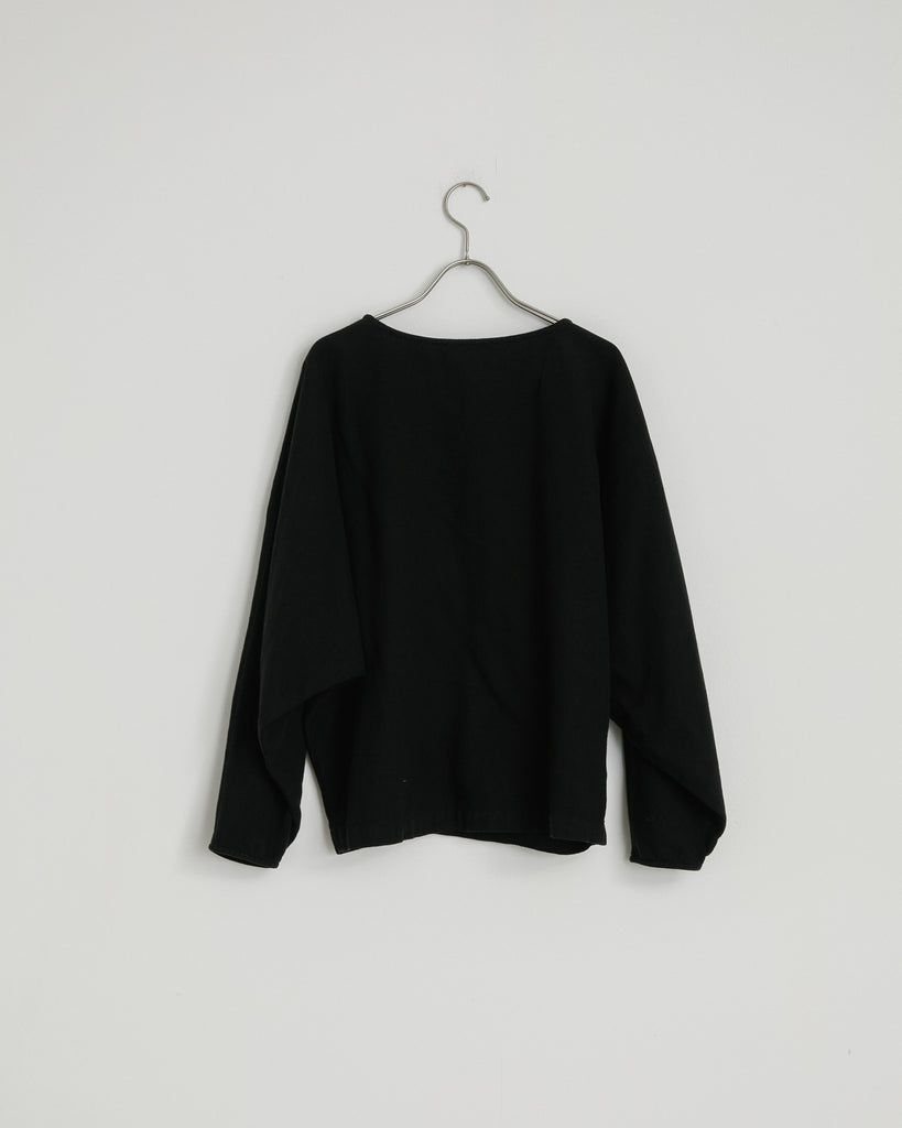 Dorman Pullover in Black