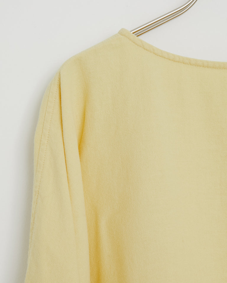 Dorman Pullover in Custard