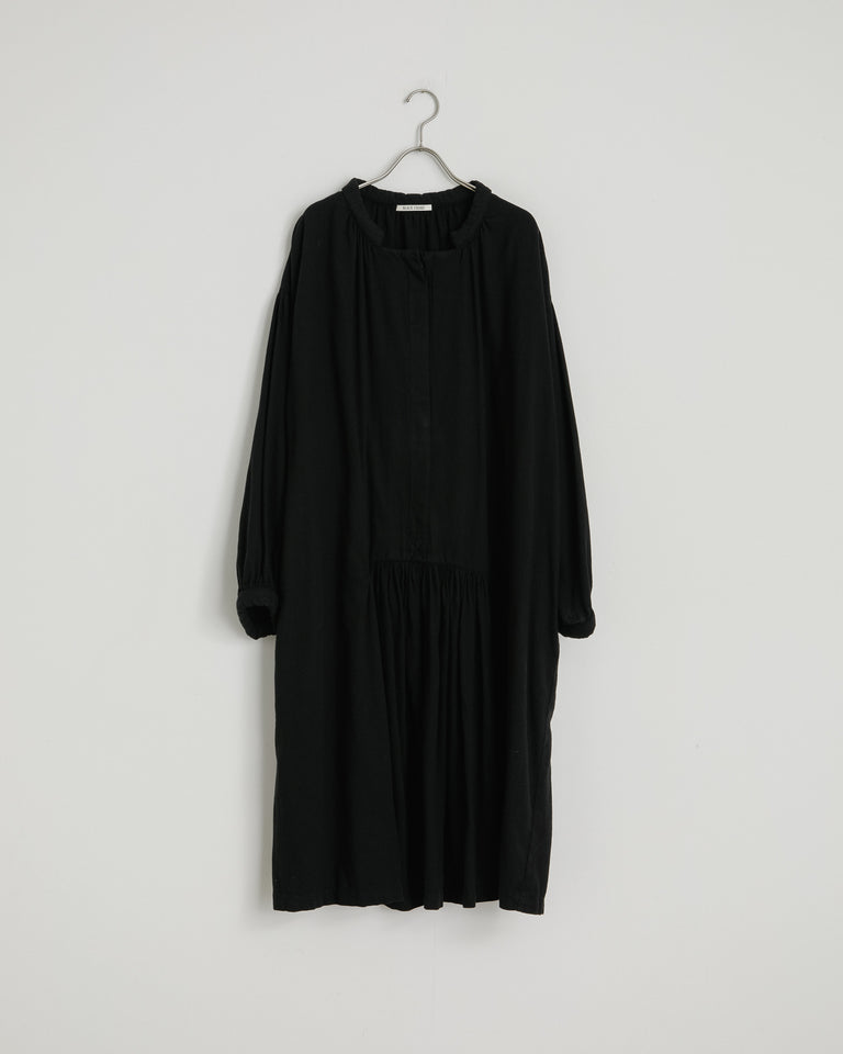 Smock Dress in Black