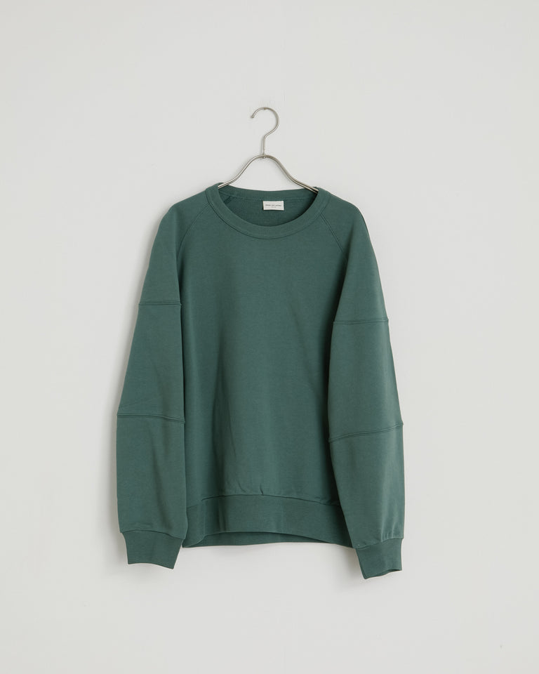 Hubia 1620 Sweater in Petrol