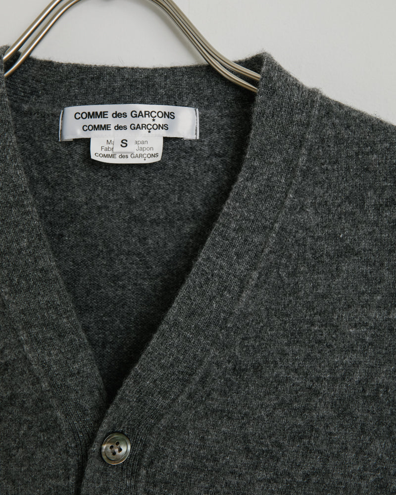 RF-N503 Cardigan in Gray