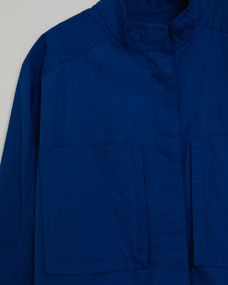 Maithe Shirt in Workwear Blue